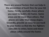 Protect Your Backyard Cabin from Bushfires