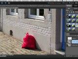 Suppression d'un élément sur une photo avec Photoshop Elements
