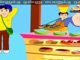 Sudu Sudu Roti (Hot Cross Buns) - Nursery Rhyme with Lyrics & Sing Along