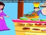 Sudu Sudu Roti (Hot Cross Buns) - Nursery Rhymes with Lyrics