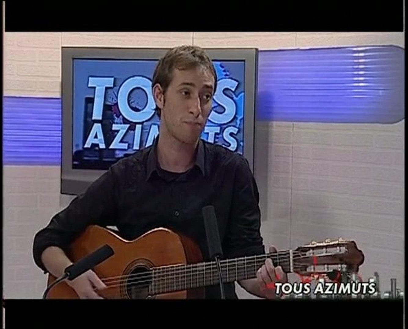 Benjamin Perrot dans Tous Azimuts (Part 2)