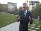 Gilles Catoire, volontaire pour faire gagner la gauche aux Présidentielles et aux Législatives à Clichy et Levallois en 2012