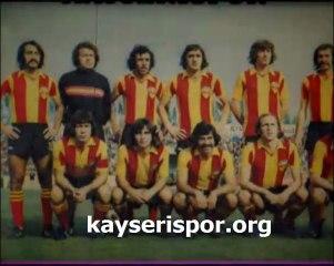 Kayserispor.org: Nostalji 1972-1973 Sezonu