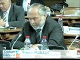 Pierre POILLOT - Intervention en séance. 18 novembre 2011. Séance du Conseil général de la Côte-d'Or