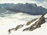 Le Pic sans nom, vers le Pic Blanc (Grandes Rousses - Arves)