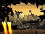 Batman The Brave and the Bold the Videogame Wii Trailer