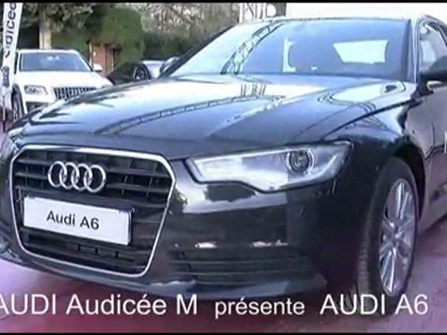 Audi ODICEE M AUDI A6