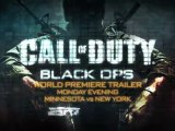 Call of Duty Black Ops Single Player Teaser Trailer