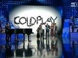 Coldplay @ Il Più Grande Spettacolo Dopo Il Weekend (Italian show), Rome 21.11.11