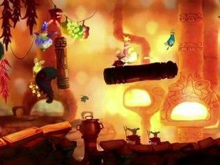 Making-of #3 FR de Rayman Origins