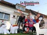 A Bousbach, les Ziliox illuminent Noël en famille