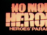 First Level - Test - No More Heroes : Heroes' Paradise - Playstation 3