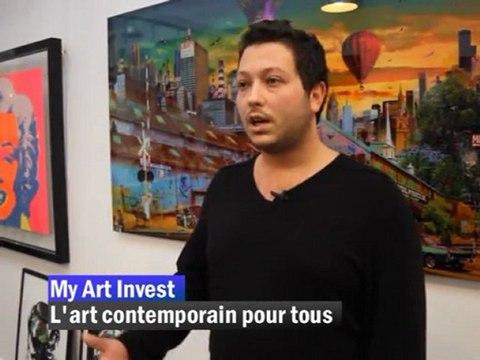 Business à Suivre : My Art Invest