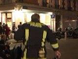 Accident d'ascenseur à Paris: un mort, deux blessés graves