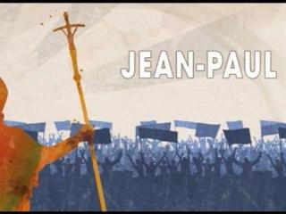 Teaser comédie musicale Jean-Paul II