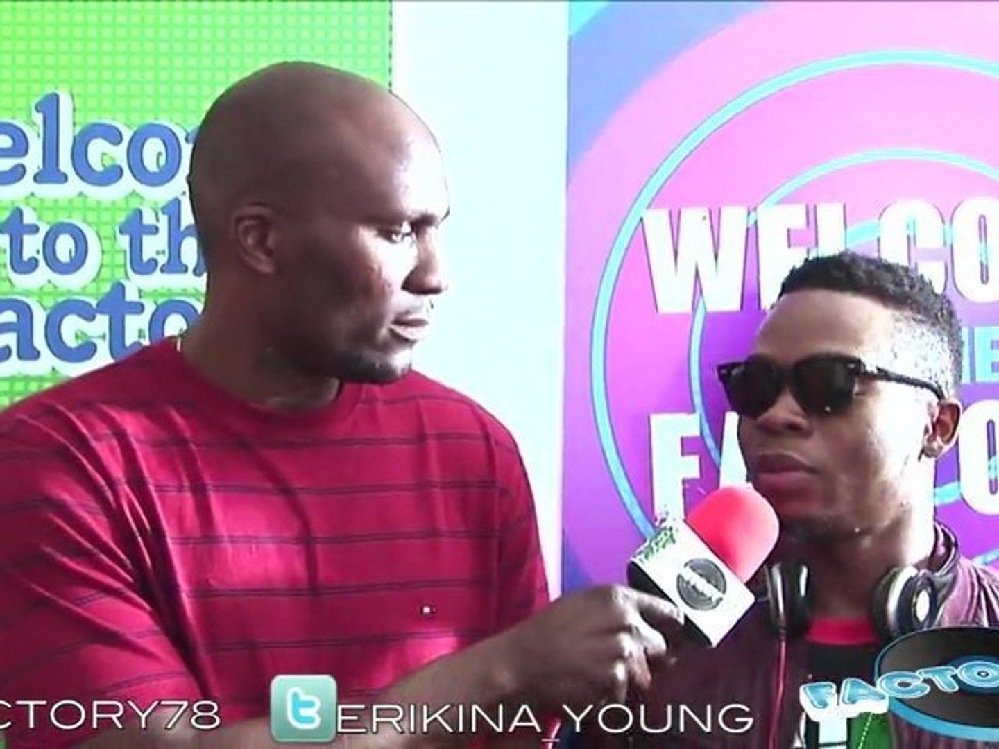 Olamide freestyle and Interview with Factory78