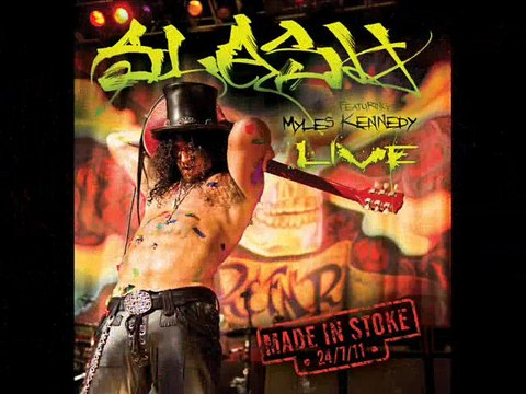☠ Slash feat ℳyles Kennedy (From Made In Stoke DVD)