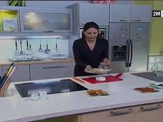 CHOUMIcha - Recette Fromage Crevette épinard