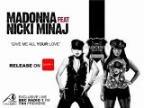 TX4 [Exclusive Release on Clype+] Madonna Feat Nicki Minaj - Give me All Your Love