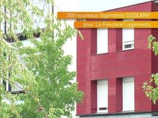 Villetaneuse et Université - De nouveaux logements pour le pôle gare