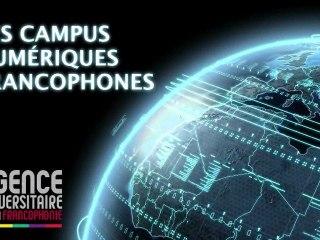 Les campus numériques francophones