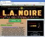 LA Noire Marketplace Codes