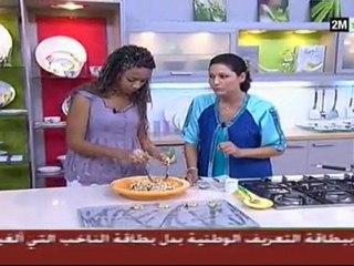Choumicha Recettes - cookie chocolat et cake moelleux