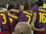 Final Champions League 2010 - 2011 : Manchester United 1 - 3 Fc Barcelona