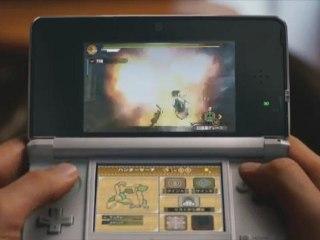 Pub japonaise 3 de Monster Hunter 3 Ultimate