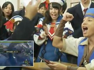 Pub japonaise 6 de Monster Hunter 3 Ultimate