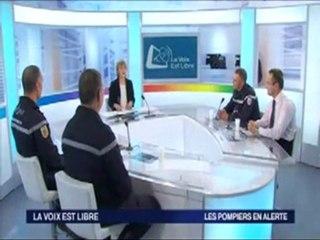 """Emission """"la voix est libre"""" France 3 le  26/11/2011  Débat filière SPP, manque d'effectif..."""