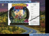 FREE  Ravenskye City Cheater (PRO) 1.1  Best hack!  levelwoodscoinscredits  NEW