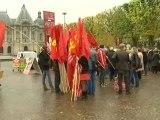 Lille : le PCF manifeste contre la vie chère