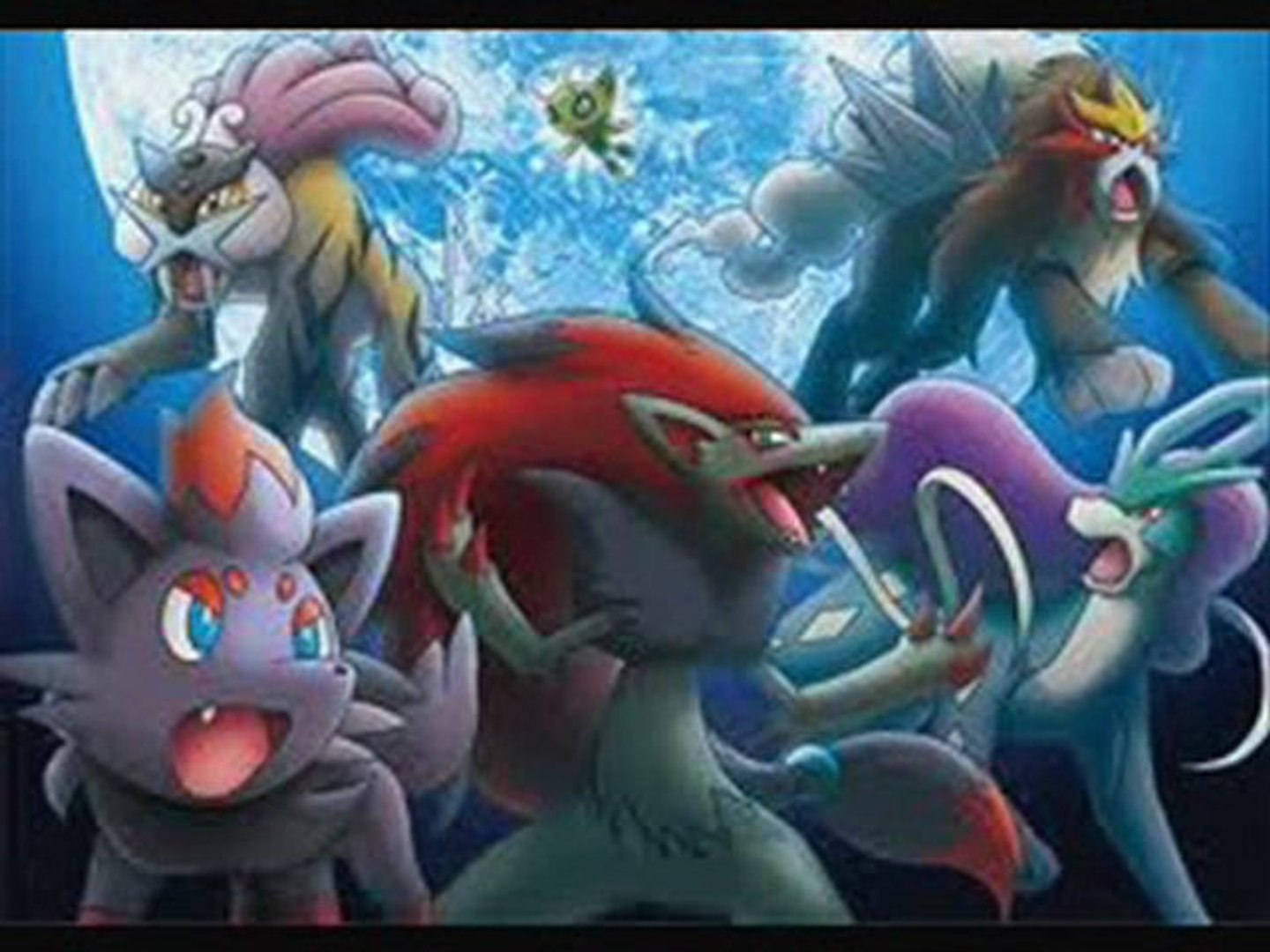 Zoroark Master Of Illusions Hd Trailer Movie Dailymotion Video
