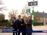 J-1000 avant les Jeux Equestres Mondiaux en Basse-Normandie
