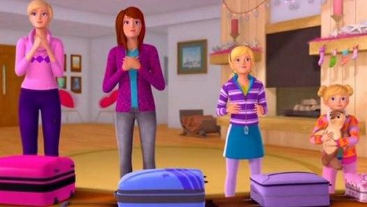 Barbie A Perfect Christmas Ελληνικο Τραγουδι απο την Ταινια - video dailymotion