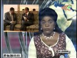 Le président béninois fait une escale à Brazzaville