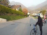 Sortie Ecole de Cyclisme de Chambéry