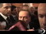 Berlusconi: l'alleanza tra Pdl e Lega è solida - VideoDoc. Il presidente del Pdl alla convention di Giovanardi a Verona