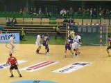 HBC Nantes vs Dinamo Minsk - Coupe EHF - Handball