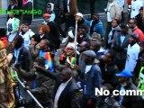 MARCHE DE SOUTIENT AU CANDIDAT NUMERO 11, Mr ETIENNE TSHISEKEDI WA MULUMBA candidat à l'election presidentielle