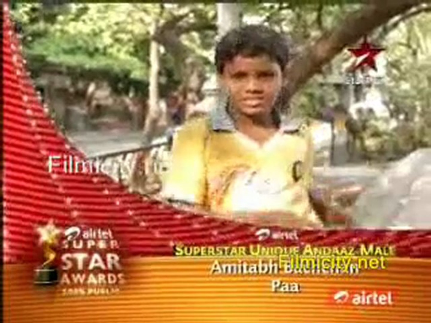 Airtel Super Star Awards 2011 - 27th November 2011 Video Watch - pt11
