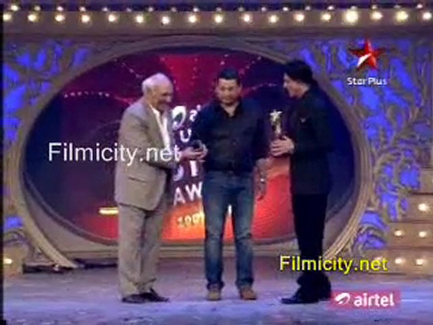 Airtel Super Star Awards 2011 - 27th November 2011 Video Watch - pt14