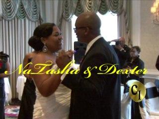 Natasha and Dexter Lewis Wedding Part 1 (Capture It Graphics - CiGVideo)