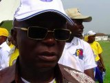 RDC : l'opposant Etienne Tshisekedi manifeste à Kinshasa