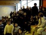 Odeur de gaz suspecte devant l'école granvillaise : 160 enfants évacués