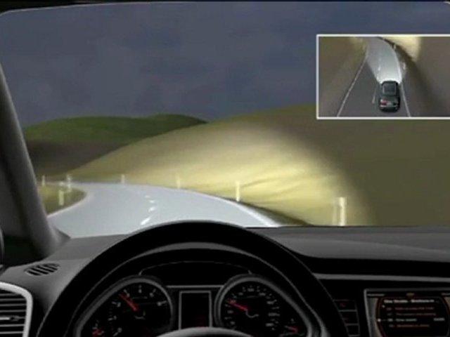 Boardwalk Audi Adaptive Headlights, Boardwalk Audi Plano