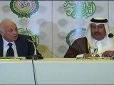 La Ligue arabe adopte des sanctions économiques contre la Syrie
