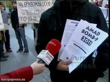 Los bomberos piden exámenes transparentes