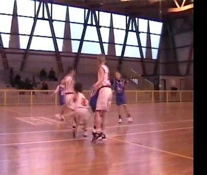 Chalon Gymnase Verrerie vs CBC1-3DEC11